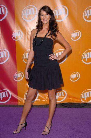 Brittany Brower At the UPN Summer TCA Party, Paramount Studios, Hollywood, CA 07-21-05