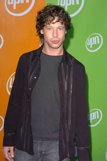 Vince Vieluf At the UPN Summer TCA Party, Paramount Studios, Hollywood, CA 07-21-05