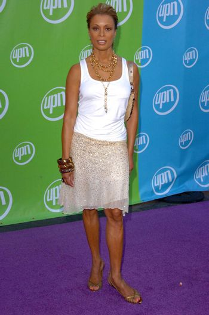 Valarie Pettiford At the UPN Summer TCA Party, Paramount Studios, Hollywood, CA 07-21-05
