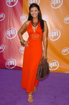 Ali Landry At the UPN Summer TCA Party, Paramount Studios, Hollywood, CA 07-21-05
