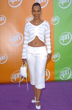 LisaRaye At the UPN Summer TCA Party, Paramount Studios, Hollywood, CA 07-21-05