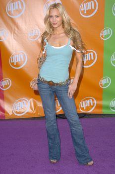 Brita Petersons At the UPN Summer TCA Party, Paramount Studios, Hollywood, CA 07-21-05