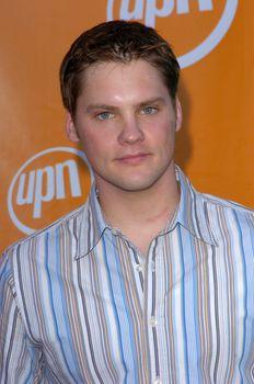 Teddy Dunn At the UPN Summer TCA Party, Paramount Studios, Hollywood, CA 07-21-05
