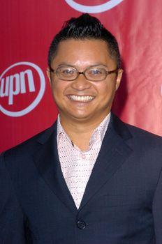 Alec Mapa At the UPN Summer TCA Party, Paramount Studios, Hollywood, CA 07-21-05