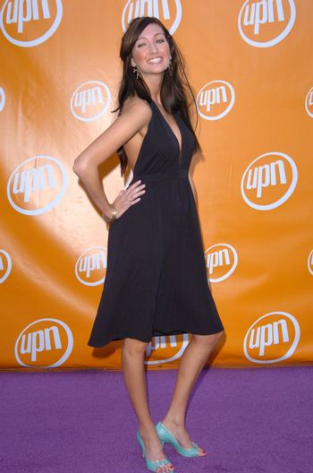 Norelle Van Herk At the UPN Summer TCA Party, Paramount Studios, Hollywood, CA 07-21-05