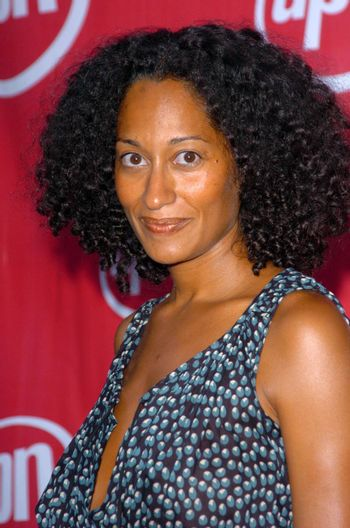 Tracee Ellis Ross At the UPN Summer TCA Party, Paramount Studios, Hollywood, CA 07-21-05