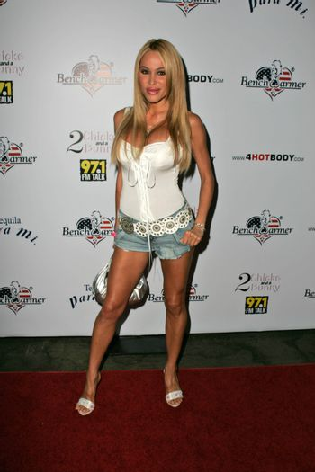 Tabitha Taylor at Bench Warmer's 2nd Annual 4th of July Celebration, The Day After, Hollywood, CA 06-29-05