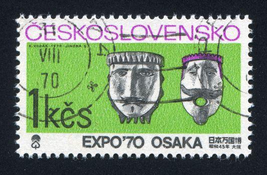 Folklore masks
