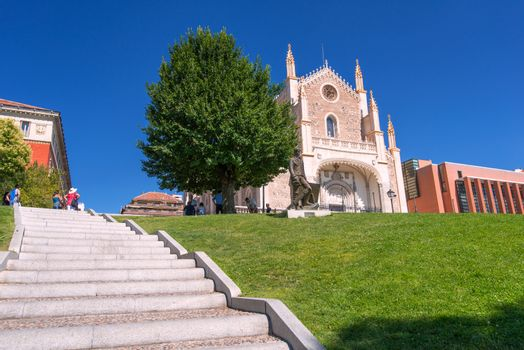 Church Madrid Prado
