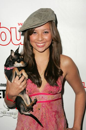 Malese Jow at the In Touch Presents Pets And Their Stars Party, Cabana Club, Hollywood, CA 09-21-05