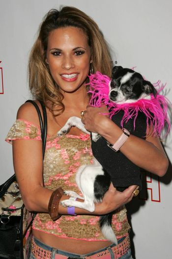 Bonnie-Jill Laflin at the In Touch Presents Pets And Their Stars Party, Cabana Club, Hollywood, CA 09-21-05