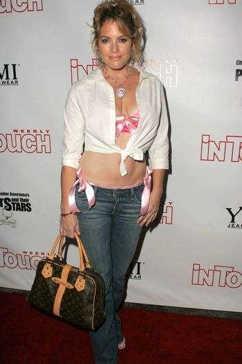 Sandra Taylor at the In Touch Presents Pets And Their Stars Party, Cabana Club, Hollywood, CA 09-21-05
