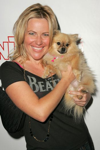 Beth Stolarczyk at the In Touch Presents Pets And Their Stars Party, Cabana Club, Hollywood, CA 09-21-05
