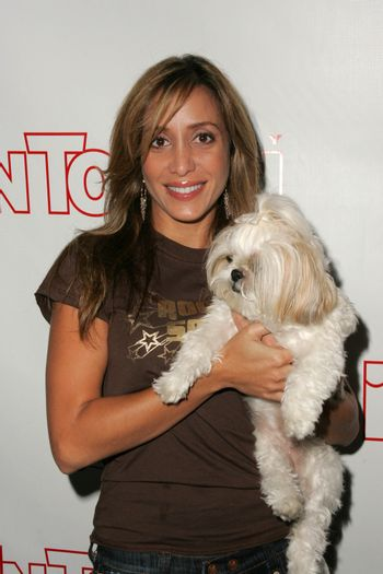 Valerie Penso at the In Touch Presents Pets And Their Stars Party, Cabana Club, Hollywood, CA 09-21-05