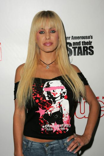 Shauna Sand at the In Touch Presents Pets And Their Stars Party, Cabana Club, Hollywood, CA 09-21-05