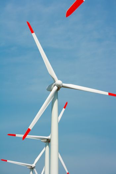 Propellers of wind generators