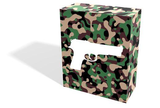 Firearm box