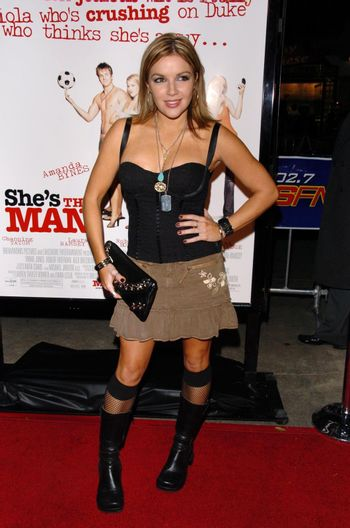 """""""She's The Man"""" Premiere"""