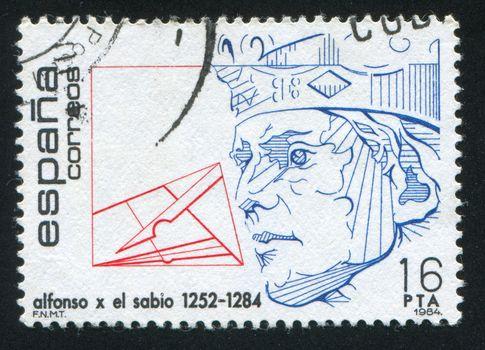 King Alfonso X