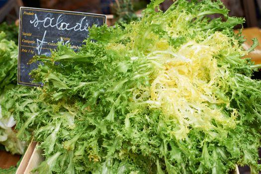Fresh salad for sale