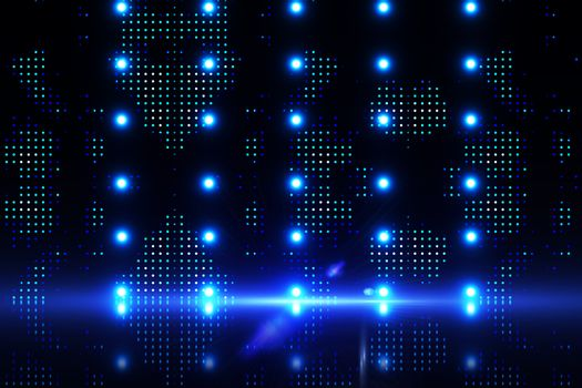 Cool nightlife lights