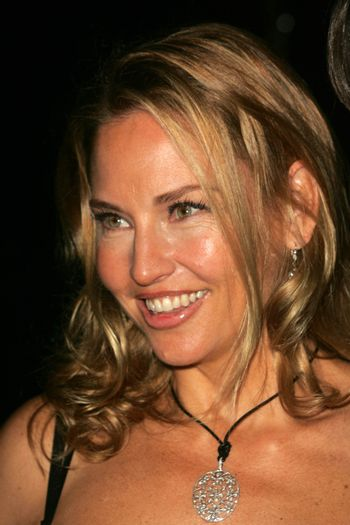 Jill Goodacre at the 2nd Annual A Fine Romance, Hollywood and Broadway Musical Fundraiser. Sunset Gower Studios, Hollywood, CA. 11-18-06