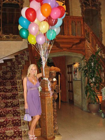 Katie Lohmann at the Playboy Mansion Easter Egg Hunt. Playboy Mansion, Los Angeles, CA. 04-07-07