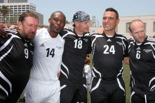Soccer for Survivors Celebrity Showcase Match