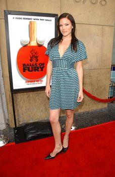 """Balls Of Fury"" Los Angeles Premiere"