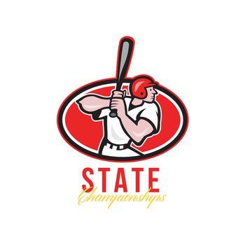 Baseball Player State Championships