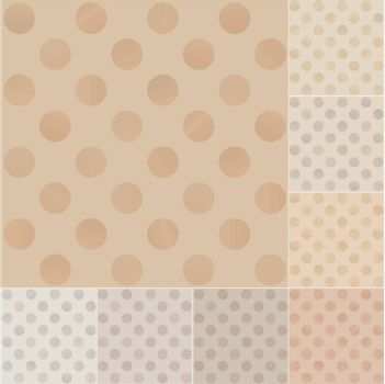 seamless recycled paper, cardboard pattern with pastel gradient