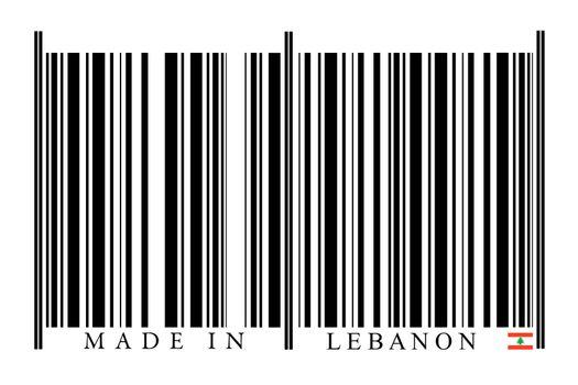 Lebanon Barcode