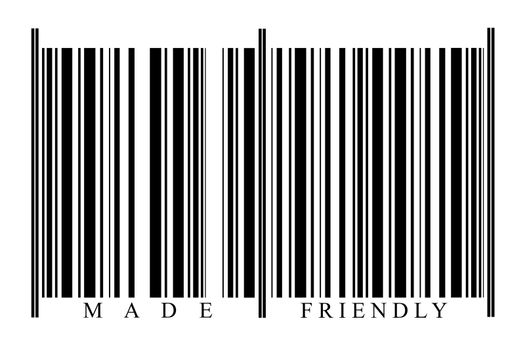 Friendly Barcode
