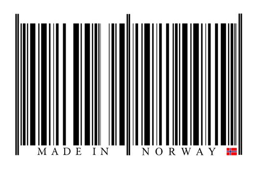Norway Barcode