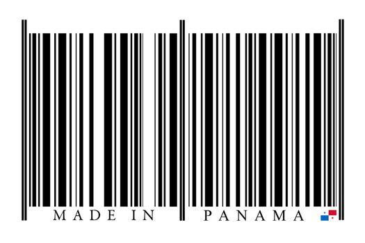 Panama Barcode
