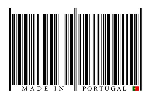 Portugal Barcode