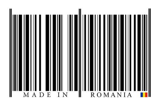 Romania Barcode