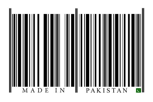 Pakistan Barcode