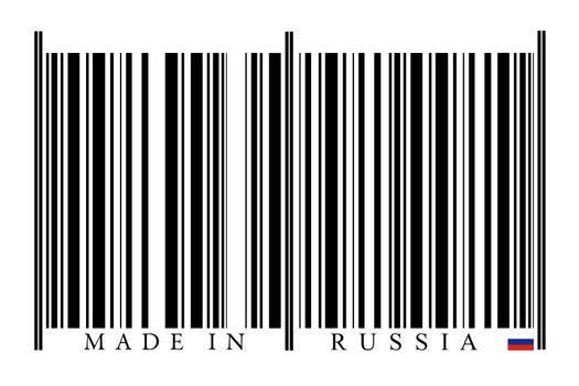Russia Barcode