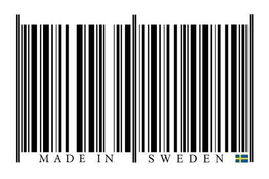 Sweden Barcode