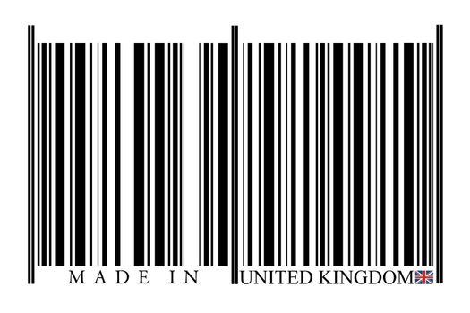 United Kingdom Barcode