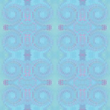 background with triangles. illusion vortex curl