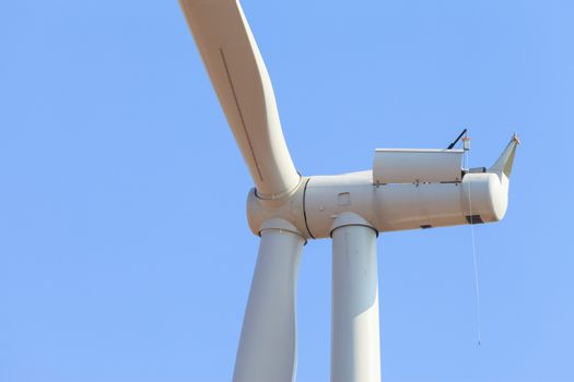 Wind turbine power generator maintenance