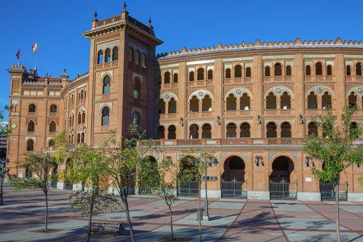 Famous Las Ventas Bullring