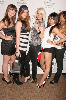 Pussycat Dolls Present: Girlicious Cast /ImageCollect