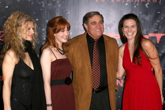 Dan Lauria and family  /ImageCollect