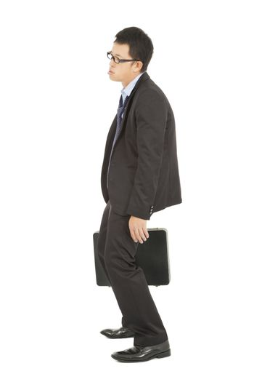 jobless businessman feel depression and depression