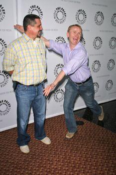 Rob Bowman and Dean Haglund /ImageCollect