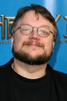 Guillermo del Toro /ImageCollect