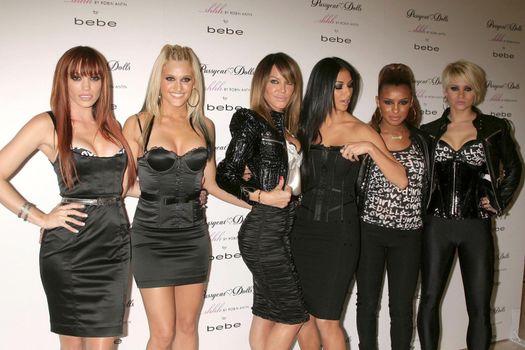 The Pussycat Dolls  /ImageCollect